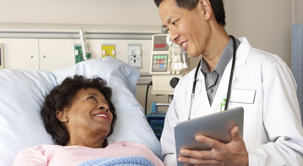 Reducing Hospitalization