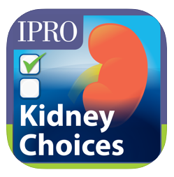 Kidney Choices Application